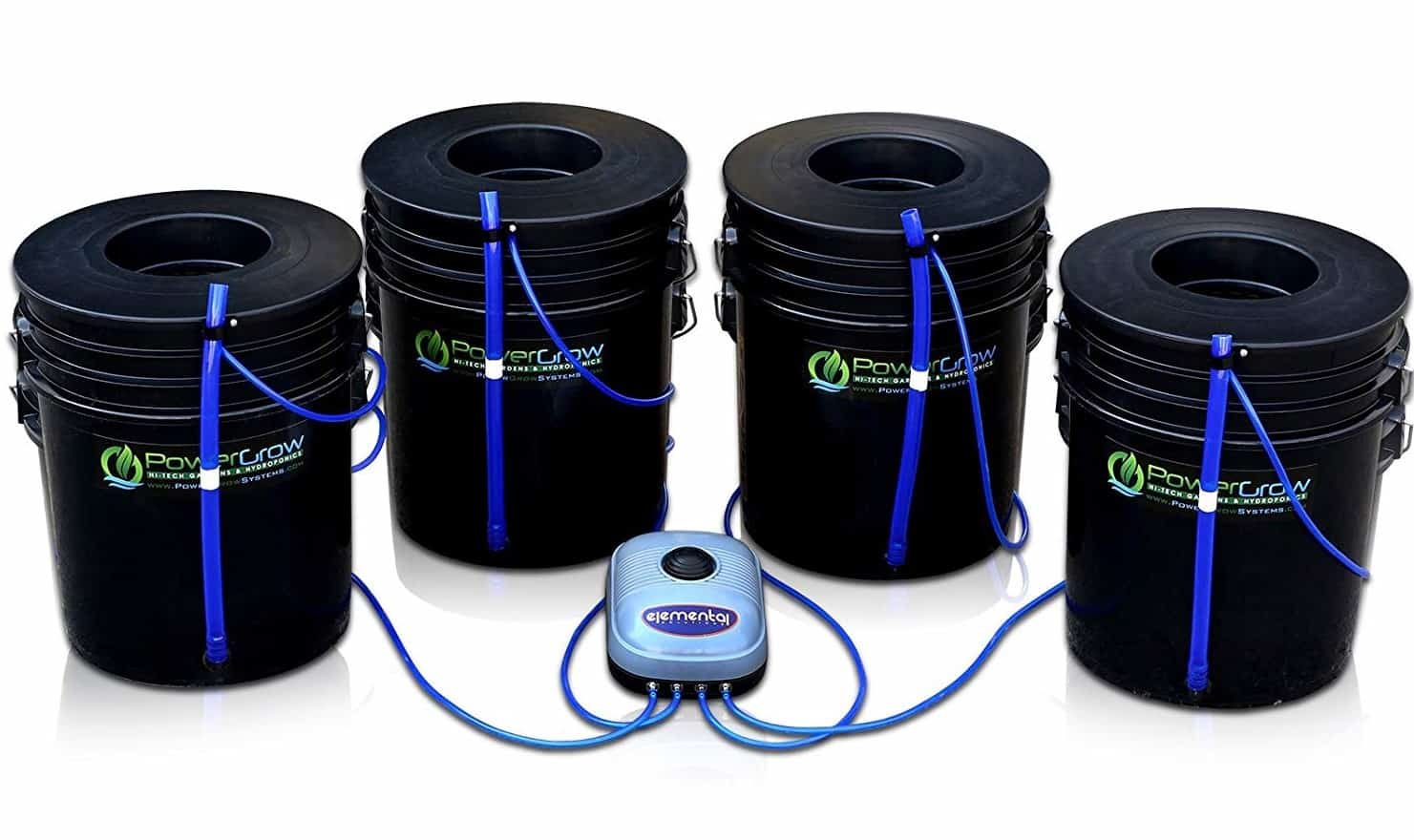 DWC Bucket Systems