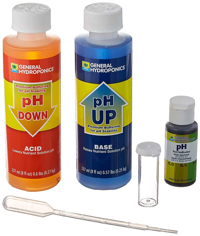 General Hydroponics pH Kit